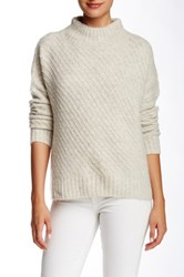 Twelfth St. By Cynthia Vincent Turtleneck Sweater White