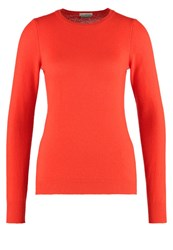 United Colors Of Benetton Slim Fit Jumper Red