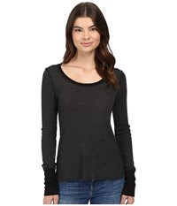 Project Social T Promo Thermal Black Women's Clothing