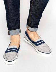 New Look Casual Style Loafer Palegrey