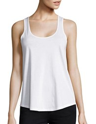 Alternative Apparel Organic Cotton Tank Top White