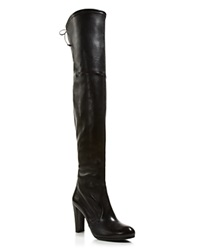 Stuart Weitzman Highland Over The Knee High Heel Boots