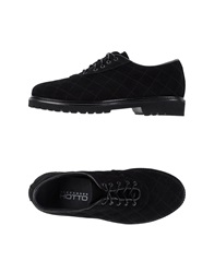 Alexander Hotto Lace Up Shoes Black