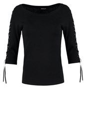 Morgan Malin Jumper Noir Black