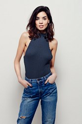 Free People Funnel Neck Cami