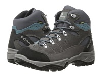 Scarpa Mistral Gtx Smoke Polor Blue Women's Shoes Gray