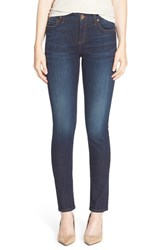 Kut From The Kloth Petite Women's 'Diana' Stretch Skinny Jeans Blinding