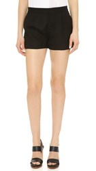 Vince Soft Tailored Shorts Black