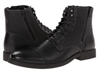 Robert Wayne Edgar Black Men's Boots