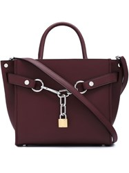 Alexander Wang 'Attica' Chain Satchel Brown