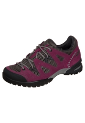 Lowa Phoenix Mesh Lo Walking Shoes Beere Grau Berry