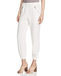 Andrea Jovine Pull On Pants Compare At 56 Ivory