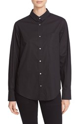 Cinq A Sept Women's 'Castor' Lace Back Shirt