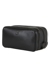Leather Travel Kit Black