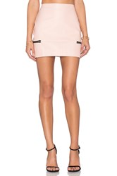 Lovers Friends X Revolve Good To Be Bad Mini Skirt Pink