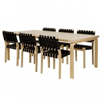 Aalto 86 Table Artek Tables Furniture Finnish Design Shop