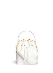Sophie Hulme Fleetwood' Small Leather Bucket Bag