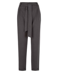 Jaeger Slouchy Trousers Grey