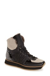 Aquatalia By Marvin K Women's Aquatalia 'Jacinda' Weatherproof Genuine Shearling Sneaker