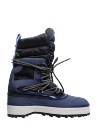 Adidas By Stella Mccartney Winter Quilted Nylon Snow Boots