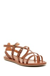 Mia Dee Dee Sandal Brown