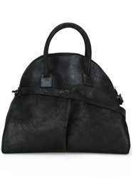 Marsell Half Moon Shoulder Bag Black