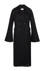 Beaufille Lynx Tailored Coat Black