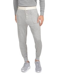 2Xist 2 X Ist Heritage Jogger Sweatpants Light Grey Heather