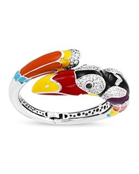 Belle Etoile Toucan Cuff Red