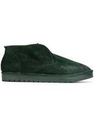 Marsell Marsell Rubber Sole Loafers Green