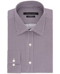 Sean John Cabernet Print Dress Shirt