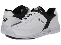 Dexter Ricky Iii Jr. White Black Men's Bowling Shoes