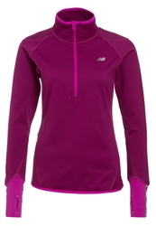 New Balance Long Sleeved Top Mulberry Purple