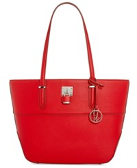 Nine West Reana Tote Dynasty Red