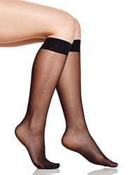 Hue Sheer Knee High Socks Set Of 2