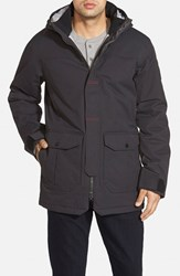 Helly Hansen Men's Regular Fit Urban Parka Black