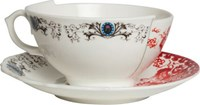 Seletti Hybrid Teacup Set Of 2