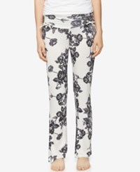 A Pea In The Pod Maternity Ruched Pajama Pants Floral