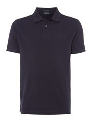 Howick Johnson Pique Polo Navy