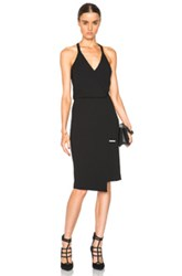 Camilla And Marc Liberation Dress In Black