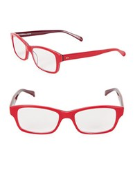Corinne Mccormack Jess 58Mm Reading Glasses Red