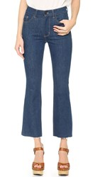 Siwy Emmylou Crop Flare Jeans Nameless