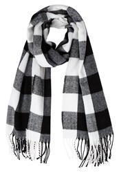 Dorothy Perkins Ging Scarf Mono Multicoloured