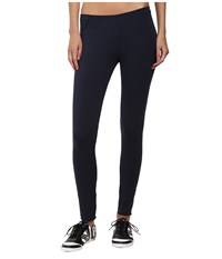 Yohji Yamamoto Reversible Leggings Night Navy Camou 1 Women's Casual Pants