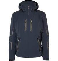 Bogner Sean T Padded Twill Ski Jacket Blue