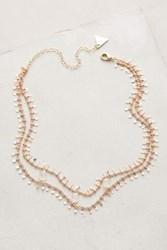 Anthropologie Wille Choker Gold