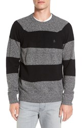 Original Penguin Men's Stripe Wool Sweater