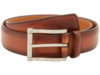 Magnanni Carbon Cognac Belt Cognac Men's Belts Tan