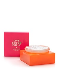 Kate Spade New York Live Colorfully Body Cream No Color
