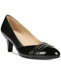 Naturalizer Deanes Kitten Heel Pumps Women's Shoes Black